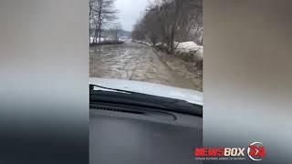 Дорога на Русском шокирует автомобилистов