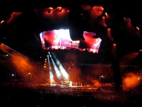 U2 - Glastonbury 2010/08/20 Olympic Stadium Helsinki Finland