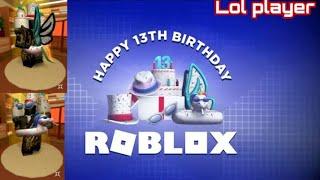 6 NUEVOS TEMAS Y CONEST-Roblox EVENTO DE Celebración de cumpleaños 13!