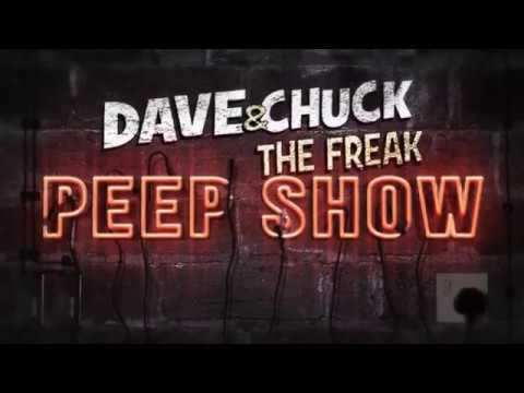Peep Show Live - Dave & Chuck at the Magic Bag