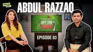 Bank Alfalah Presents Off The Turf - Episode Three - Abdul Razzaq Edition