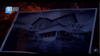 Nick Groff, en terrain hanté : la maison d'Hartford City
