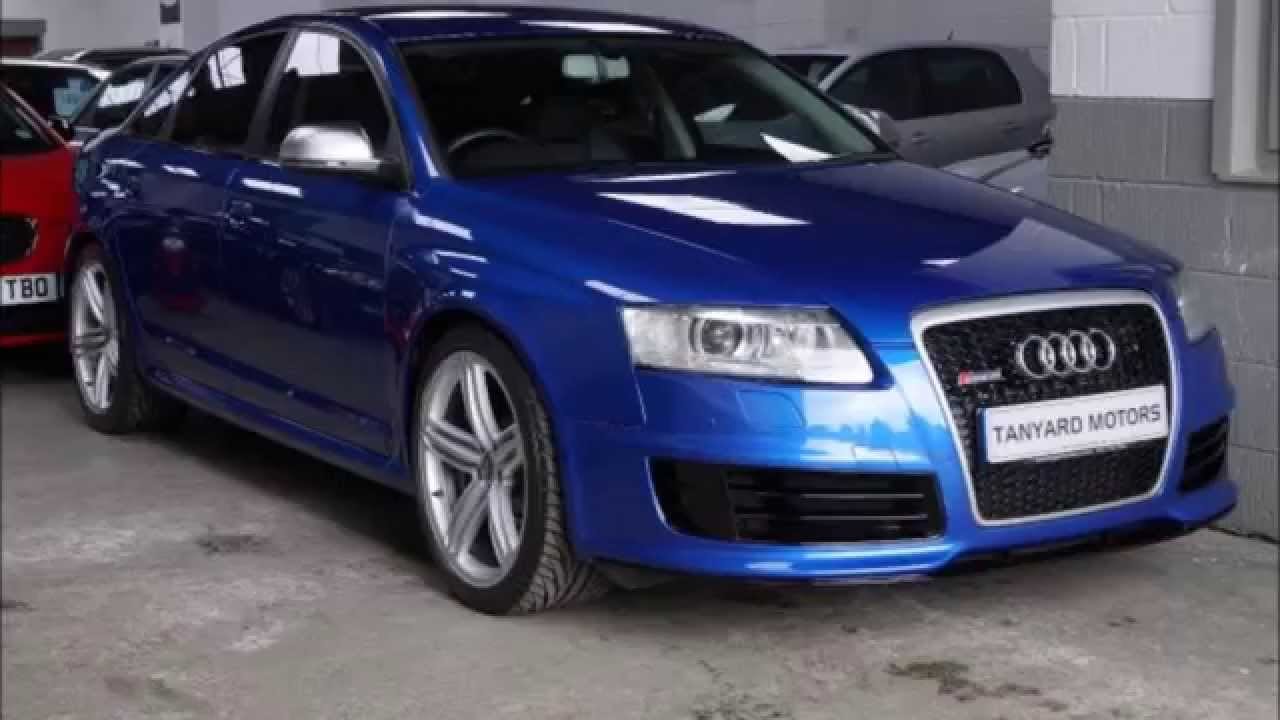 Audi Rs Saloon Quattro Dr RS For Sale In Manchester YouTube - Audi rs6 for sale