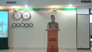 Ceramah Pengajian Pelepasan Jamaah Haji  bersama Ust. Fachrur Rozi  Semarang