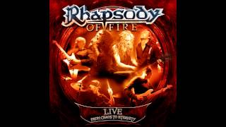 Rhapsody of Fire - Aeons of Raging Darkness Live (2013) HD