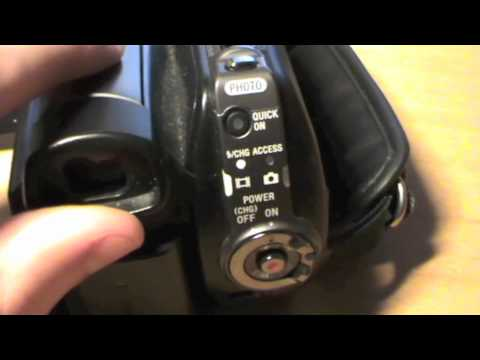 Sony Handycam HDR-SR12 (review/overview)