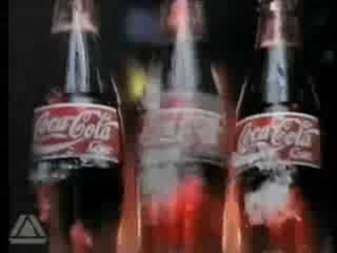 Coca-Cola commercial (Can't beat the feeling) (Long Version) (1989)