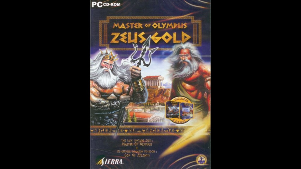 Zeus: Master of Olympus ~ Games Theme ~ OST