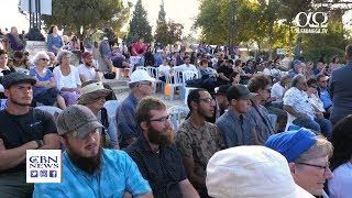 ISRAEL_ Multiculturalism și unitate în rugăciune