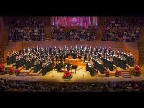Festival of Carols at Walt Disney Concert Hall