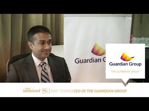 Voices of Leaders Interviews Ravi Tewari, CEO of The Guardian Group