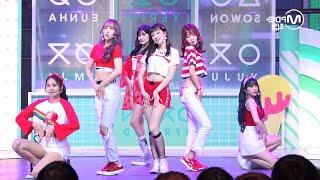 (Mirrored) GFRIEND (여자친구) - Sunny Summer (여름여름해) Dance Practice Choreography Mirror