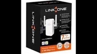 Como configurar o repetidor de sinal link one de maneira correta/configurar repetidor sinal link one
