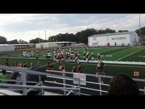 Liberty eylau middle school playing
