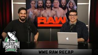 Raw Recap: Becky/Seth, Undertaker Helping Reigns and Awkward Breaks