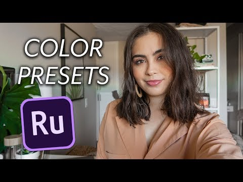 Using Color Presets in Premiere Rush With Jessica Neistadt | Adobe Creative Cloud
