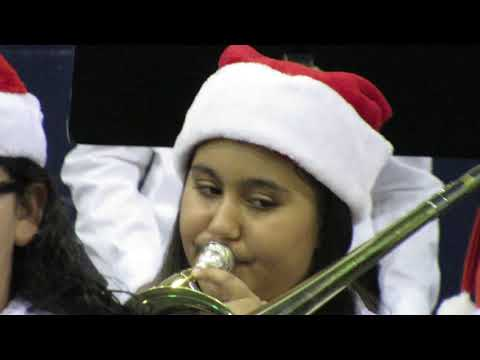 Stell Middle School Beginners Band Jingle Bells