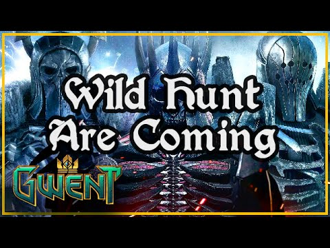 Deck Highlight: Wild Hunt Are Coming | Gwent: TWCG