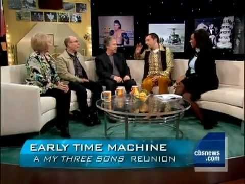 CBS Early   My Three Sons Reunion
