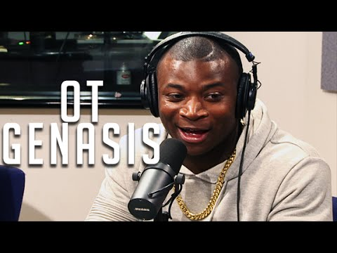 OT Genasis Freestyles on Funk Flex!