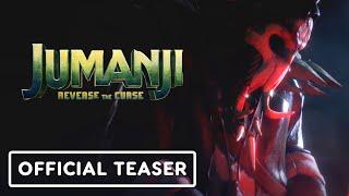 Jumanji: Reverse The Curse - Official Teaser Trailer (VOID Experience)
