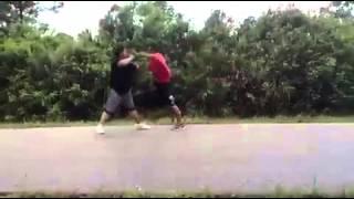 Puerto rican beat mexican ass