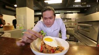 Chef's Table -  Salted Egg Chicken Ala Chef's Table