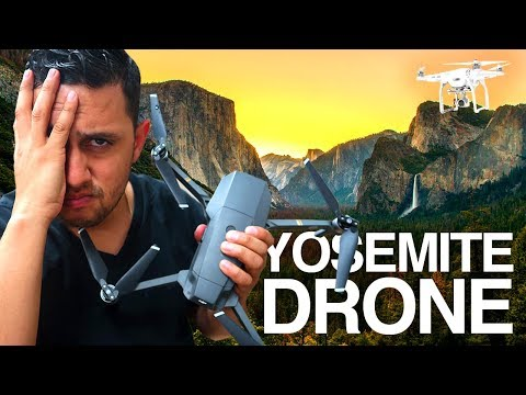 PROSECUTED for Flying Drone in YOSEMITE (DO NOT FLY DRONES in NATIONAL PARKS) | YAIL TIME!
