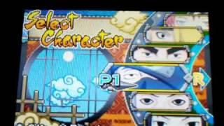 characters of naruto shippuden ninja destiny 2