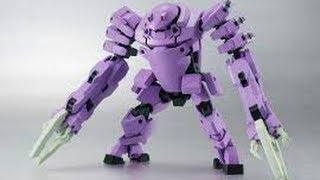 Robot Spirits Robot Damashii Full Metal Panic Scepter Action Figure Review Part 2
