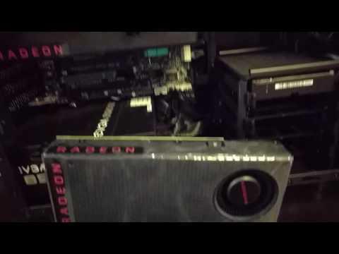 Crossfire - unpeeling RX 480