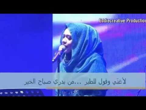 Ghanili Shway Shway - Sing For Me a Little - Sharifah Khasif (Malaysia)
