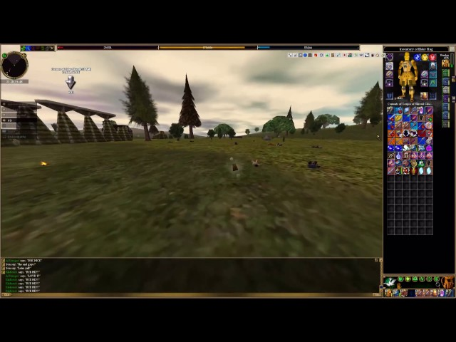 Darktide, the last 30 seconds of Asheron's Call