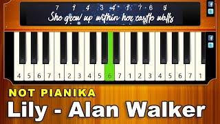 Not Pianika Lagu Lily - Alan Walker (part 1)