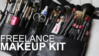 In My Freelance Kit : Makeup | Dallas Merkley