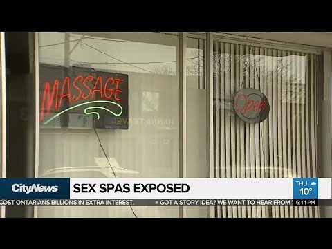 One in four licensed holistic centres in Toronto offering sexual services: report