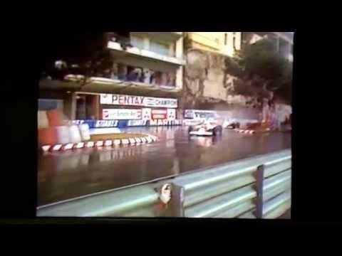 1984年モナコGP ニキ・ラウダvsアイルトン・セナ