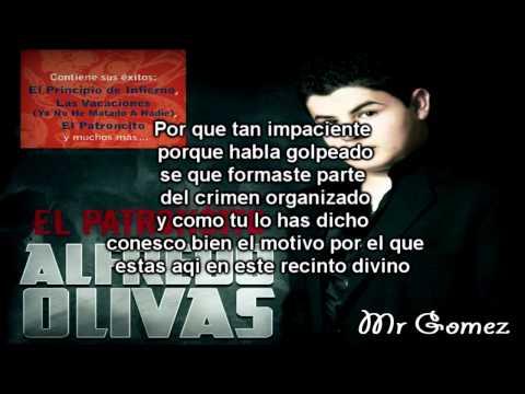 Alfredo Olivas - El Noveno Escalon |2011 Estudio| 'Con Letra'