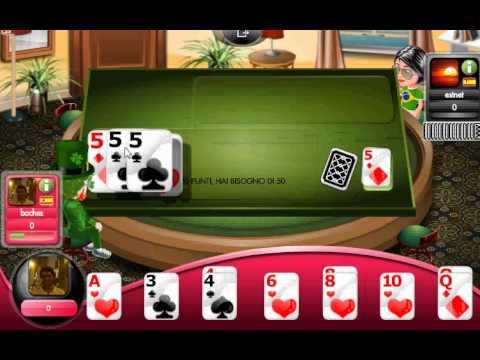 gioco canasta gratis