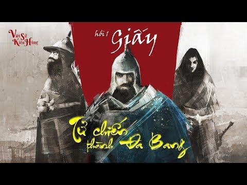 The Battle of Da Bang – Chapter 1: Paper