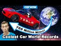 The 11 greatest car world records!