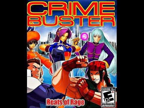 Crime Buster - (Openbor) - Completo