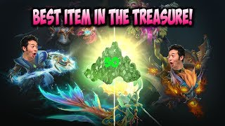 Ti8 New Immortal Treasure 3! I Got The Best Loot! Ultra Rare Opening!? Golden Immortals!!