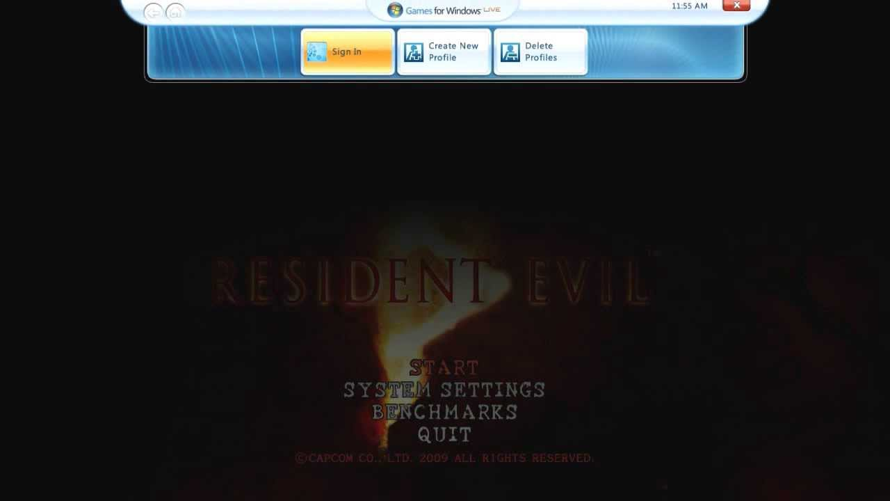 How to Create Offline Account for Games for Windows Live