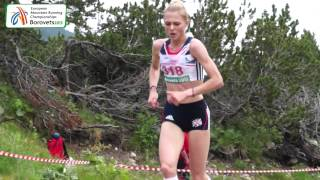 Impression of the European Mountain Running Championships,  Borovets 2013