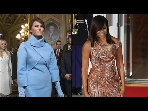 Melania Trump's Son Barron Looks 'Gorgeous,' 'Classy' During ...