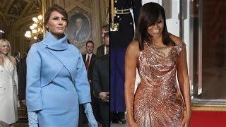 First Lady Fashion in the Melania Trump Era
