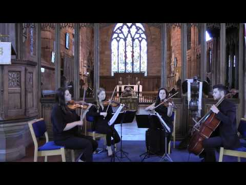 Chasing Cars (Snow Patrol) Wedding String Quartet