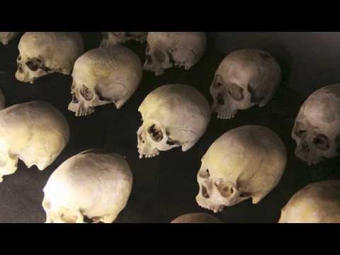 Kigali Genocide Memorial Centre, Rwanda