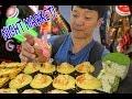 Korean Night Market Food Tour In Seoul South Korea! video